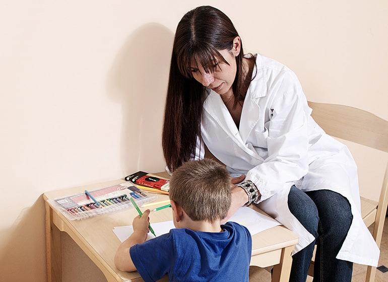 Trattamento disturbi specifici dell'apprendimento - Ospedale Maria Luigia