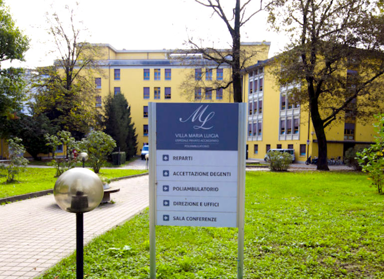 Area ospedaliera